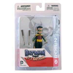 DCコレクティブルズ バットマン リルゴッサム 2.5インチ アクションフィギュア ロビン|quattroline