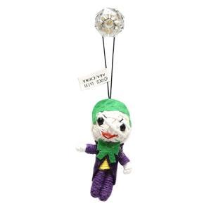DCコミックス 2.5インチ ジョーカー ストリングドール ブードゥー人形 ポクポン|quattroline