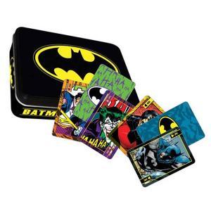 DCコミックス バットマン 缶箱入り プレイングカード(トランプ)×2種|quattroline