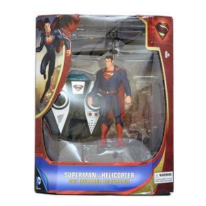 ワールド テック トイズ/スーパーマン DCコミック 2ch ヘリコプター|quattroline