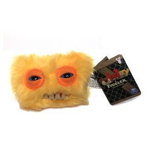 ファグラー ぬいぐるみキーホルダー <Mr. Buttons_Yellow Fur>|quattroline