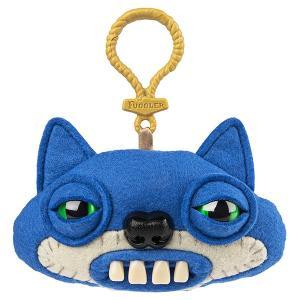 ファグラー ぬいぐるみキーホルダー <Suspicious Fox_Blue>|quattroline
