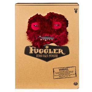 Fuggler ファグラー ぬいぐるみ(大) <Clawey_Dark Red Fur>|quattroline