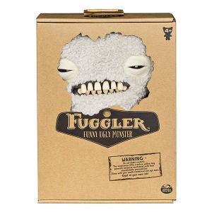 Fuggler ファグラー ぬいぐるみ(中) <Munch Munch_Fuzzy White>|quattroline