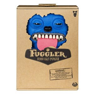 Fuggler ファグラー ぬいぐるみ(中) <Sir Belch_Blue Felt>|quattroline
