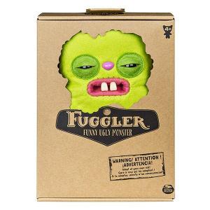 Fuggler ファグラー ぬいぐるみ(中) <Rabid Rabbit_Green Felt>|quattroline