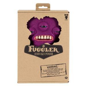 Fuggler ファグラー ぬいぐるみ(中) <Annoyed Alien_Purple>|quattroline