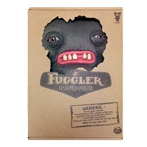 Fuggler ファグラー ぬいぐるみ(中) <亜種/GapTooth McGoo_Grey>|quattroline