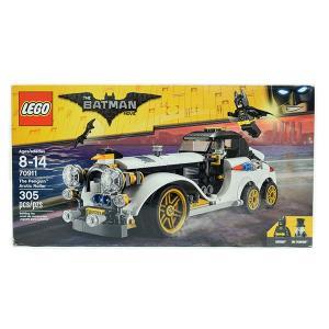 レゴ スーパーヒーローズ  70911 ペンギン アークティック ローラー|quattroline