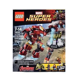 レゴ スーパーヒーローズ  76031 ハルクのバスタースマッシュ|quattroline