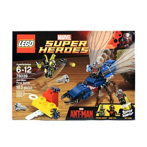 レゴ スーパーヒーローズ  76039 アントマン ファイナルバトル|quattroline
