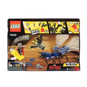 レゴ スーパーヒーローズ  76039 アントマン ファイナルバトル|quattroline|02
