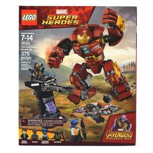 レゴ(LEGO) スーパー・ヒーローズ ハルクバスター・スマッシュアップ 76104|quattroline
