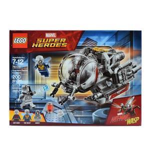 レゴ(LEGO) スーパー・ヒーローズ クアンタム・ビークルの攻撃 76109|quattroline