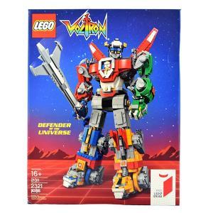 レゴ(LEGO) アイディア/ヴォルトロン#022|quattroline