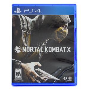モータルコンバットX/PlayStation 4 北米版|quattroline