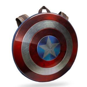 キャプテン・アメリカ/シビル・ウォー:シールドバックパック(ダメージ版) quattroline