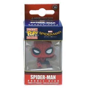 MARVEL/スパイダーマン ホームカミング/ポケット ポップ ボブルヘッドキーチェイン|quattroline