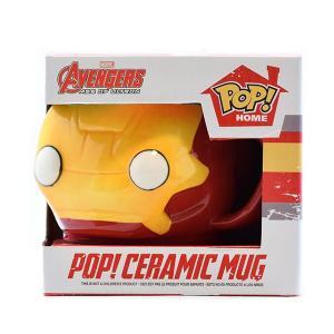 ファンコ マーベル アイアンマン POP! マグカップ|quattroline
