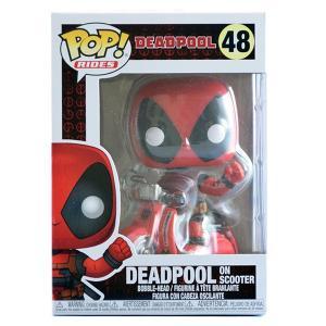【POP!】『マーベル・コミック』デッドプール&スクーター|quattroline