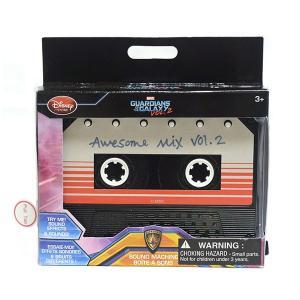 マーベル/ガーディアンズ・オブ・ギャラクシー vol.2 カセットテープ型 サウンドマシーン