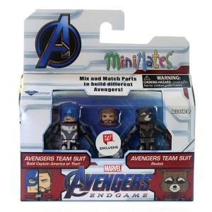 マーベル/エンドゲーム/キャプテン・アメリカ/ソー(Avengers Team Suit)&ロケット(Avengers Team Suit) 2-パック|quattroline