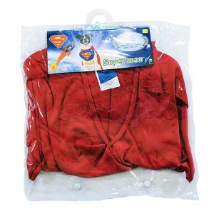 ルービーズ/DCコミックス スーパーマン ペットコスチューム/Lサイズ|quattroline|02