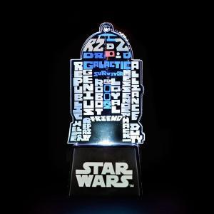 スターウォーズ / フラッシュキーチェーン R2-D2|quattroline