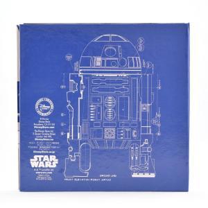 USディズニー公式 スターウォーズ ・R2-D2メモ帳 電卓付|quattroline|03