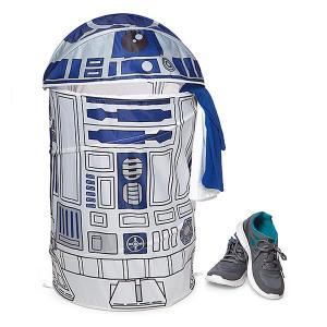 ThinkGeek限定 スターウォーズ/R2-D2 ランドリーバスケット quattroline