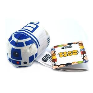 STAR WARS/R2-D2/ツムツム Sサイズ ぬいぐるみ quattroline