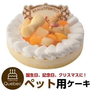 犬用ケーキ 猫用ケーキ 誕生日ケーキ レアチーズケーキ記念日ケーキ   ペットケーキの画像