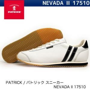 PATRICK パトリックスニーカー 人気のモデル NEVADA II  ネバダ2 17510 Men's Sneaker メンズスニーカー 【送料無料】|queen-classico