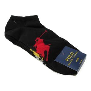 810c09a27b54f6 [ポロ ラルフローレン] 靴下 ビッグ ポニー ソック POLO Ralph Lauren BIG .