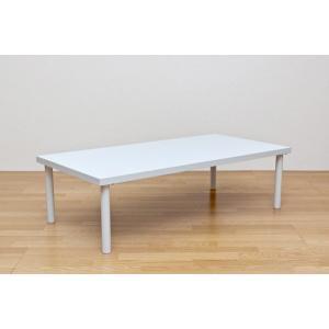 フリーローテーブル 120幅 奥行き60 TZ...の詳細画像2