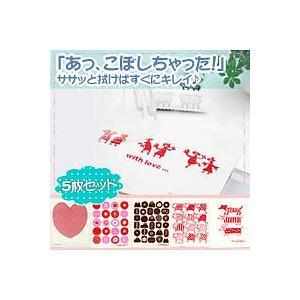 ★スポンジワイプ 5枚セット★|queen-shop