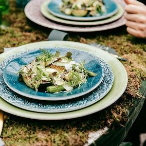 MATEUS マテュース スウェーデン ポルトガル製 北欧食器 陶器 輸入洋食器 お皿 丸皿 中皿 ...
