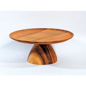 CHABATREE チャバツリー 木製 ケーキスタンド ウッドスタンド コンポート ケーキプレート ...