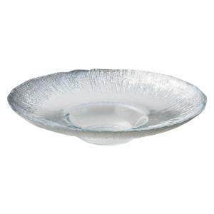 アイスベルク フラッシュ Eisberg -FLASH- ワイドリムクーププレート28cm 2色 EB2842【トルコ製 ガラス食器 おしゃれ おもてなし パーティー お皿】|queenann-y