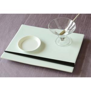 日本製 和食器 白い食器 有田焼 大皿 平皿 皿 フラットプレート 和モダン おしゃれ おもてなし ...