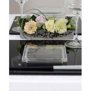 日本製 ガラス食器 硝子 ガラス蓋 和食器 洋食器 正角 おしゃれ おもてなし 業務用 スクエア  ...