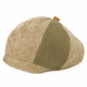 ベレー帽 56-60cm/60-64cm 送料無料 商品名 2サイズボリュームスウェットベレー 帽子 レディース 大きいサイズ ベレー帽 秋冬 秋 冬 大きめ queenhead