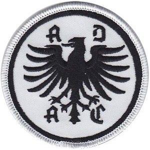 GERMAN AUTO CLUB ADAC ドイツ 自動車クラブ 車(タイヤ・オイル・その他) のワッペン アイロン|queens-gate