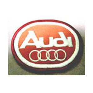 AUDI アウディ ドイツ 車(タイヤ・オイル・その他) のワッペン アイロン queens-gate