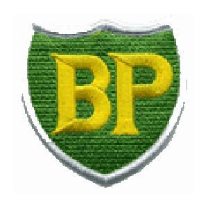 BP ビーピー イギリス石油会社 イギリス 車(タイヤ・オイル・その他) のワッペン アイロン queens-gate
