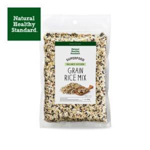 Natural Healthy Standard. バランス...