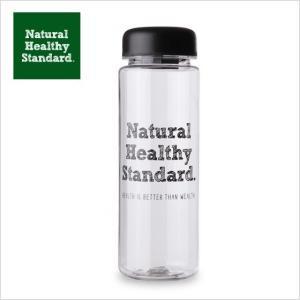 Natural Healthy Standard ロゴ入り ドリンクボトル  【ご注文ごとの発送とな...