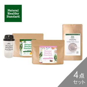 Natural Healthy Standard ダイエット応援セット  気軽に置き換えダイエットを...