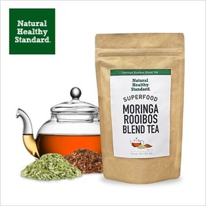 Natural Healthy Standard  モリンガ・ルイボスブレンドティー