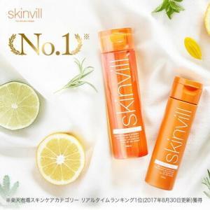 skinvill 化粧水&乳液セット 毛穴専用スキンケアセッ...